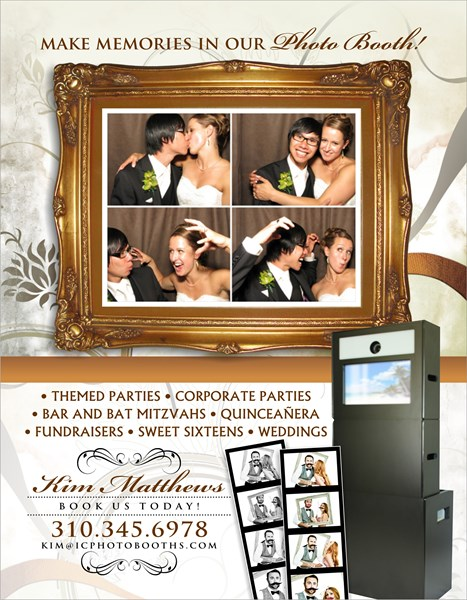 IC Photo Booths - Photographer - Riverside, CA