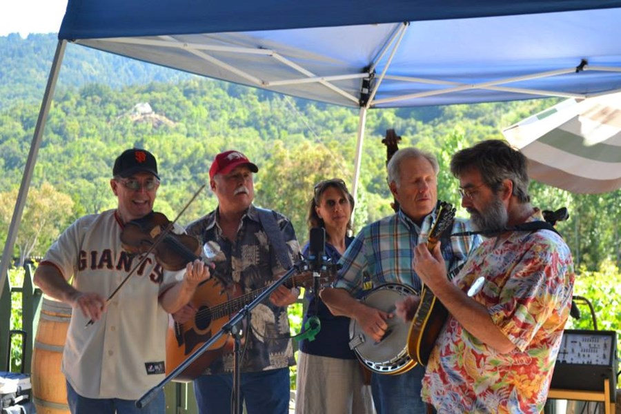Just Picked String Band - Bluegrass Band - Morgan Hill, CA