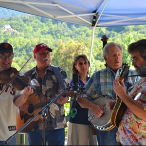 Fort Hunter Liggett Bluegrass Band | Just Picked String Band