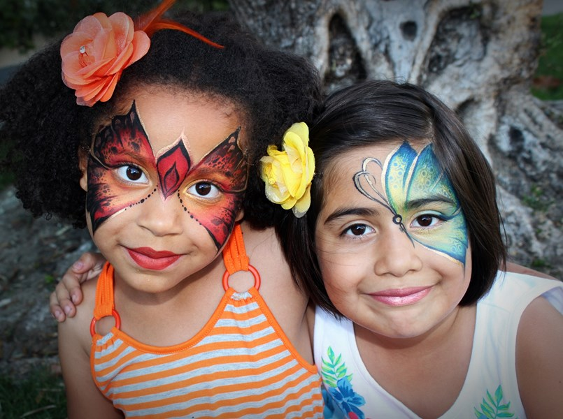 Face n Body Art - Face Painter - Long Beach, CA