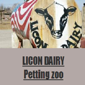 Licon Dairy - Animal For A Party - Fresno, CA