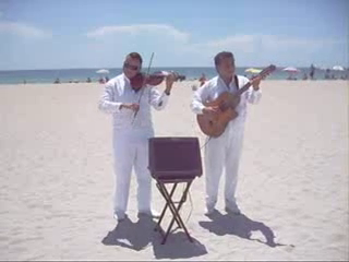 Carlos Abanto | Miami, FL | Classical Guitar | Violin- Guitar playing Brazilian