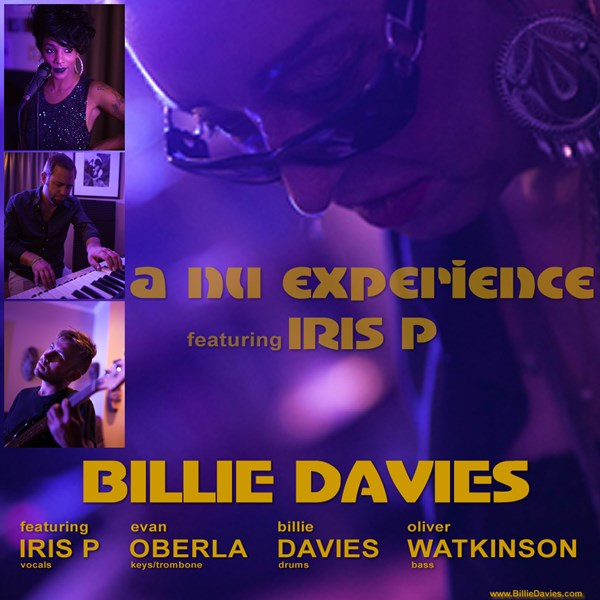BILLIE DAVIES - Jazz Band - New Orleans, LA