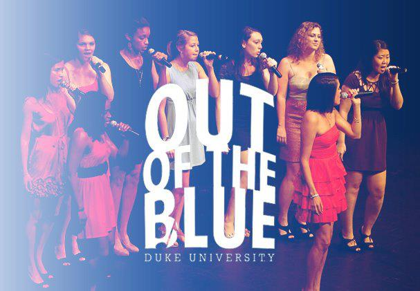 Duke Out Of the Blue - A Cappella Group - Durham, CA