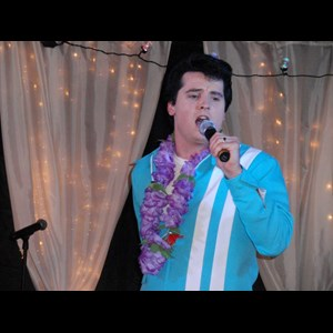 Arlington Elvis Impersonator | DAKOTA PONGRATZ