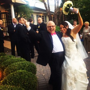 Happy Wedding Officiant | Atlanta Rabbi Jewish and Interfaith Weddings