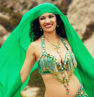 Orange County Belly Dance - Belly Dancer - Laguna Hills, CA