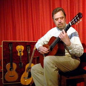 Minneapolis Flamenco Guitarist | Randall Ferguson