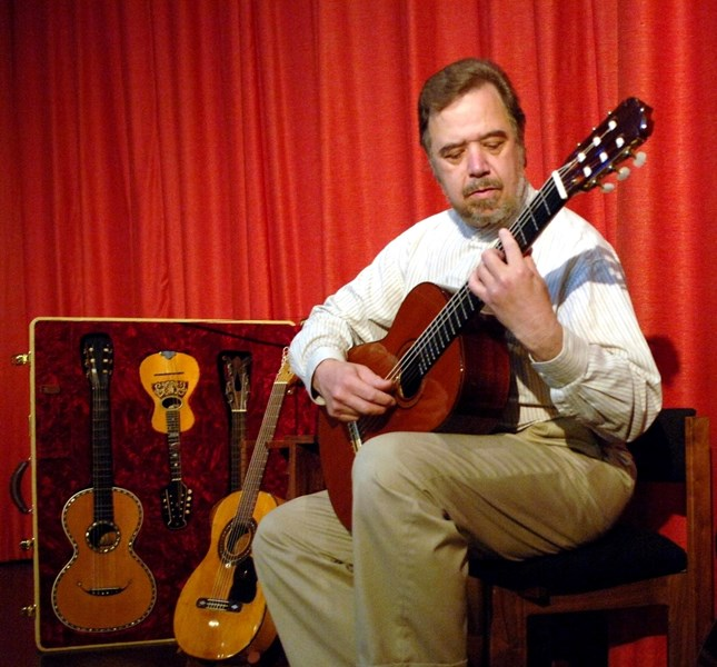 Randall Ferguson - Classical Guitarist - Northfield, MN