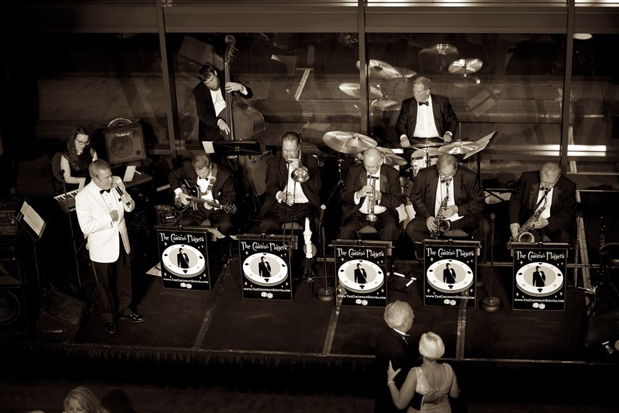Casino Players Orchestra & Sinatra Tribute Show - Jazz Orchestra - Cincinnati, OH