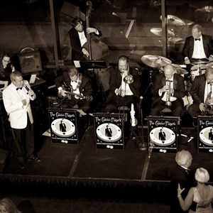 Hellier 40s Band | Casino Players Orchestra & Sinatra Tribute Show