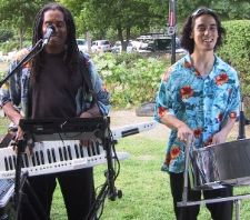 Jam X Band/Coral Sea Entertainment Group | Brooklyn, NY | Steel Drum Band | Photo #10