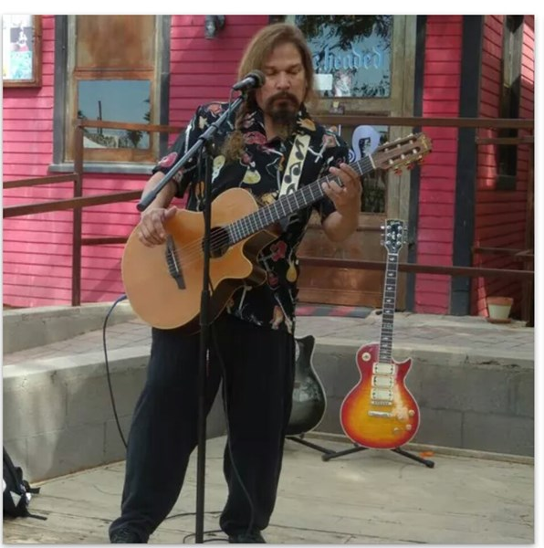 The Ray Gomez Experience - Singer Guitarist - Scottsdale, AZ