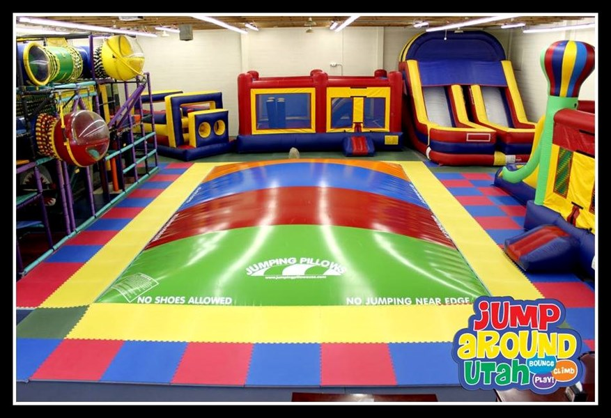 Jump Around Utah, LLC - Bounce House - Salt Lake City, UT