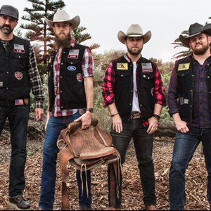 Orange Country Band | Redneck Rodeo
