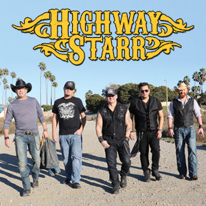 HIGHWAY STARR - Country Band - Los Angeles, CA