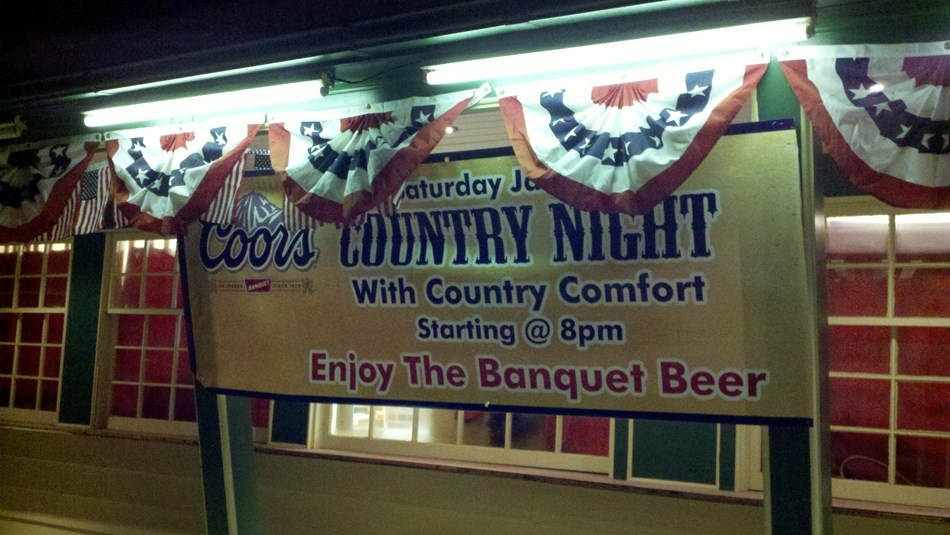 Now that's a real Country Night!
