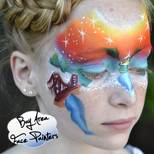 Bay Area Face Painters - Balloon Twister - San Francisco, CA