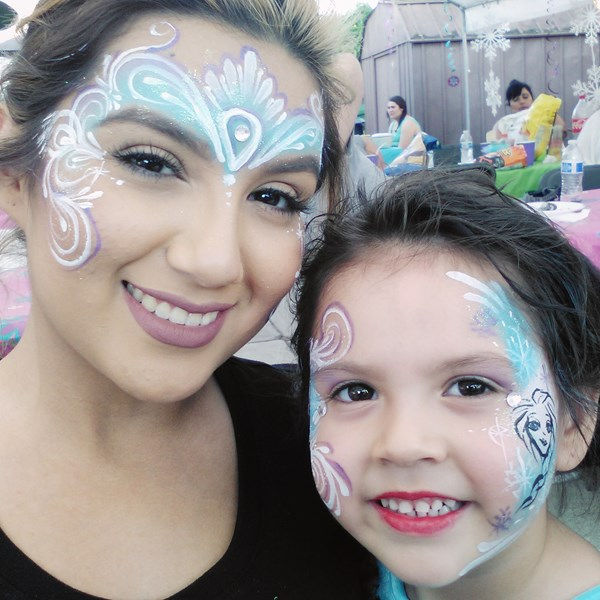 Dream Face - Face Painter - Los Angeles, CA