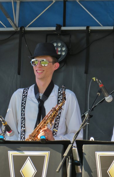 Andrew Snyders - Saxophonist - Denver, CO