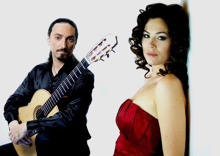 Operaperta Duo (Soprano & Guitar) - Classical Duo - Erie, PA