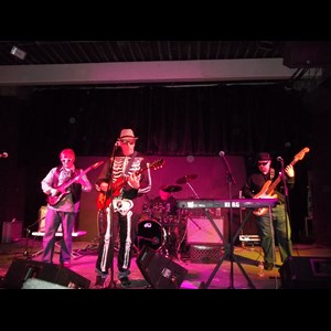Boxford Rock Band | Paul Brown and the Killing Devils