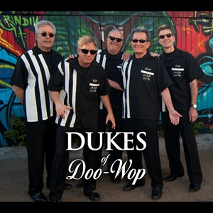 Fillmore A Cappella Group | The Dukes Of Doo Wop