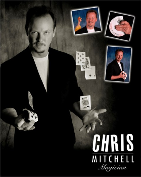 Christopher Mitchell Comedy Magician MC - Comedy Magician - Las Cruces, NM