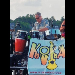 New Jersey Steel Drum Musician | KOKA