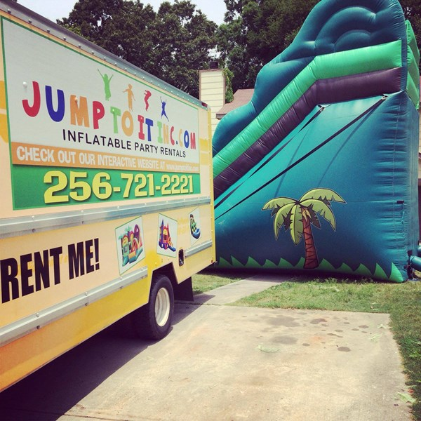 Jump To It - Bounce House - Huntsville, AL