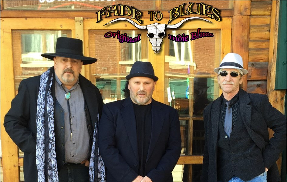 Fade to Blues - Blues Band - Lake Placid, NY