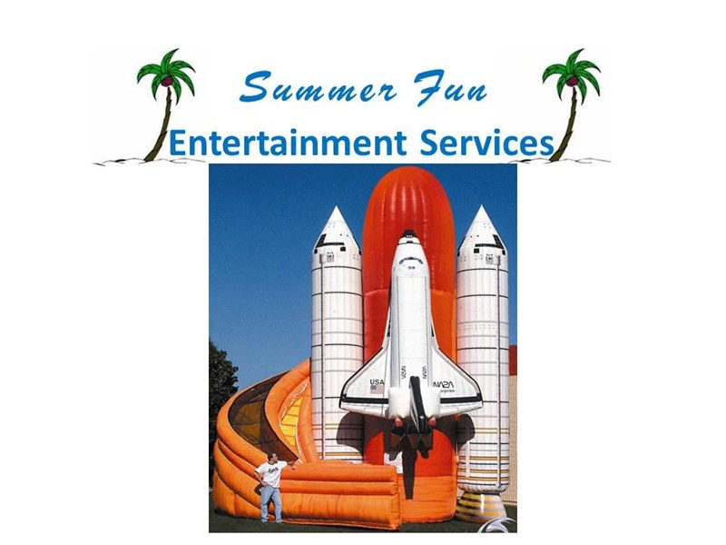 Summer Fun Entertainment Services - Bounce House - Huntsville, AL