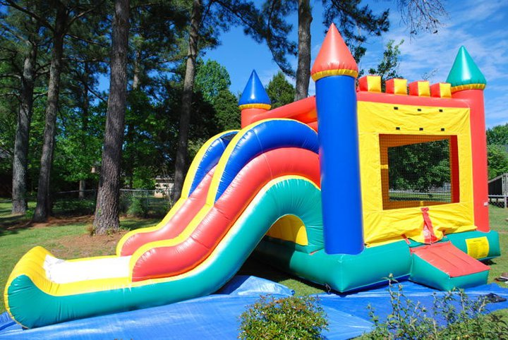 Big A Inflatables - Bounce House - Huntsville, AL