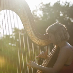 Houston, TX Harpist | Stephanie Gustafson