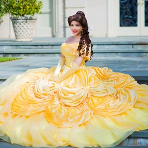 Plano Princess Party | Enchanted Parties DFW