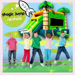 Magic Jump Rentals - Bounce House - Santa Clarita, CA