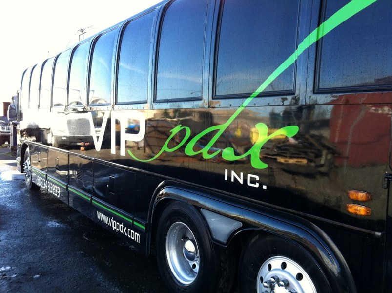 VIP PDX - Party Bus - Portland, OR