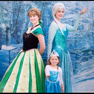 Canoga Park Princess Party | The Pure Imagination Party Company