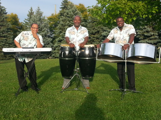 The Island Guys - Caribbean Band - Southfield, MI