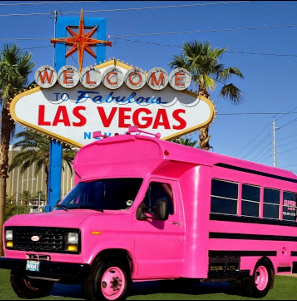 Lilpink Party Bus - Party Bus - Las Vegas, NV