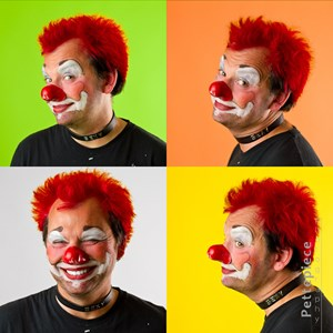 Washington Singing Telegram | Jusby the Clown