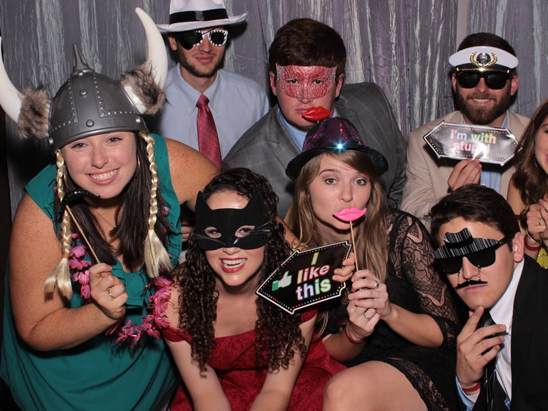 Dixieland Photo Booth Rental - Photo Booth - Clanton, AL