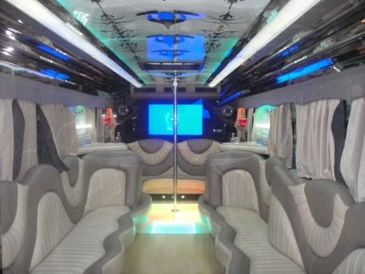 Magic Party Bus Limousine