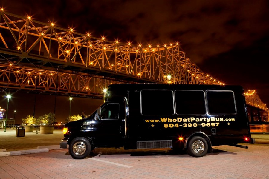 Who Dat Party Bus - Party Bus - New Orleans, LA