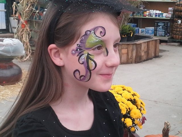 Lily Sweetcheeks FaceArt - Face Painter - Henderson, CO