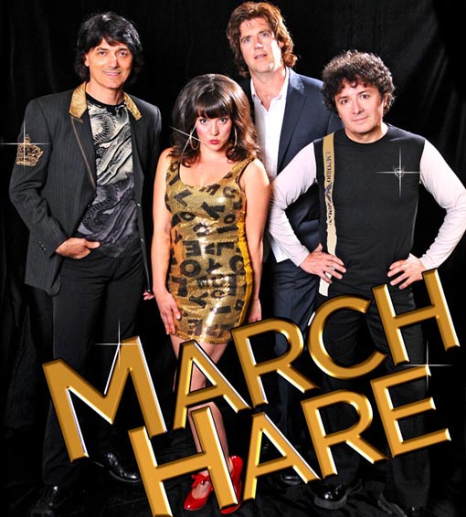 March Hare Band - Cover Band - Vancouver, BC