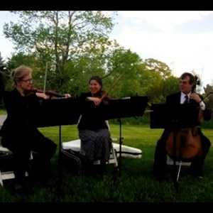 Saratoga Springs Classical Trio | The Rosamund Trio/ Ensemble