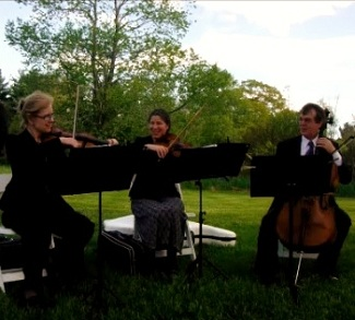 The Rosamund Trio/ Ensemble - String Quartet - Great Barrington, MA