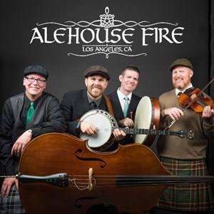 California Irish Band | Alehouse Fire