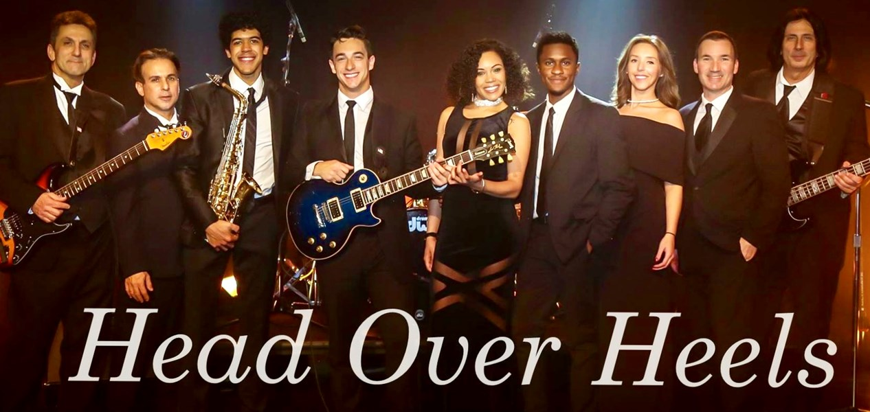 Head Over Heels Band - Top 40 Band - Staten Island, NY